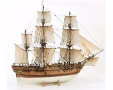 "Genuine, brand new wooden model ship kit by Billing Boats: the ""HMS Bounty"""