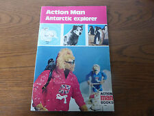 Vintage Action Man Booklet Antarctic Explorer