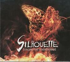 SILHOUETTE - Staging the Seventh Wave  DVD and CD SEALED DIGIPAK 2017