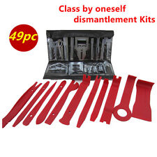 49pcs Car Removal Repair Plastic Tool Kit For Door Dashboard Panel Stereo Radio