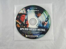 MOTOROLA APX USB DRIVER INSTALL CD ~ PART NUMBER  NVN5424B
