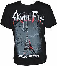 SKULL FIST Shreds Guitar T-Shirt M / Medium 163096