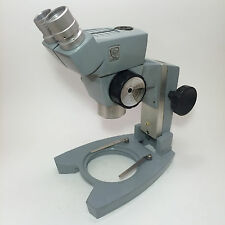 Vintage Spencer Microscope Grey Magnification Science Old Lab Experiment