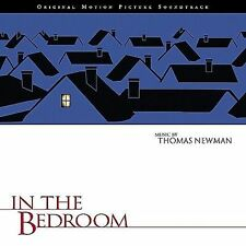 In the Bedroom - Thomas Newman  OUT OF PRINT!  BRAND NEW, STILL SEALED!