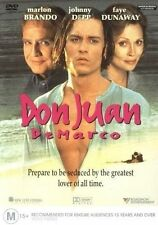 Don Juan De Marco (DVD, 2004)EX RENTAL DISC ONLY CAN POST 4 FOR 1.40
