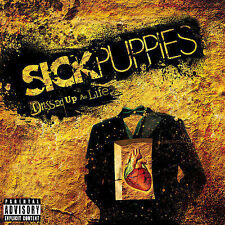 Dressed Up as Life [PA] by Sick Puppies (CD, Apr-2007, Virgin)