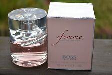 Hugo Boss Femme Eau de parfum BNIB 50ml/1.6fl.oz. ---Made in UK---