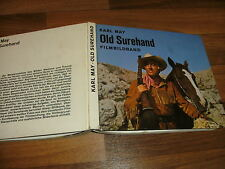 Karl May -- OLD SUREHAND -- Film-Bildbuch  1966 // Pierre Brice+Stewart Granger