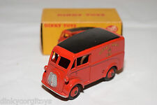 P DINKY TOYS 260 MORRIS ROYAL MAIL VAN VN MINT BOXED RARE SELTEN