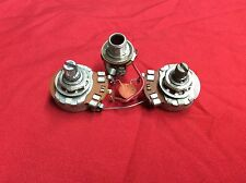 VINTAGE 1965 USA GIBSON MELODY MAKER GUITAR WIRING HARNESS POTS CAP JACK