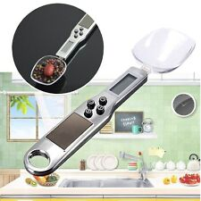 LCD Digital Kitchen Spoon Scale Lab Gram Electronic Food Weighing Measuring Tool