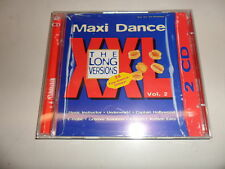 Cd   Various  ‎– Maxi Dance XXL - The Long Version Vol. 2