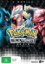 Pokemon - Black & White Generation (DVD, 2015, 4-Disc Set)