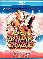 Blazing Saddles [Blu-ray] by Cleavon Little, Harvey Korman, Slim Pickens, Madel