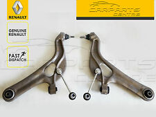 FOR RENAULT CLIO 197 200 RS SPORT FRONT LOWER CONTROL ARMS BALL JOINTS LINK RODS