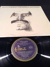 APLP 014 S.J.C. POWELL CELESTIAL MADNESS LP RECORD BLUE ROO  ALBERT PRODUCTIONS