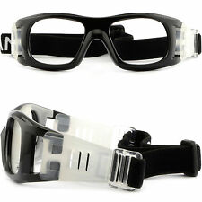 Mens Womens Prescription Sports Protection Goggles Glasses Basketball Volleyball