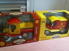 2 NEW IN BOXES GEARBOX SHELL MOTOR OIL 1:24 DIE CAST BANKS 1912 FORD TRUCKS