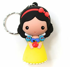 Disney 3D Figural Keyring Series 1 SNOW WHITE KEYCHAIN Opened Blind Bag NEW