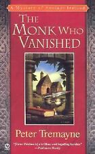 The Monk Who Vanished (Mystery of Ancient Ireland), Peter Tremayne, Good Book