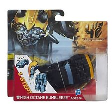 Nouveau transformers age of extinction one-step changer high octane bumblebee camaro