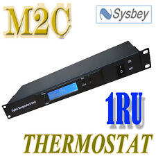 BRAND NEW 1U THERMOSTAT FOR 19INCH SERVER CABINET
