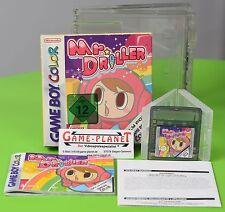 Mr. Driller Nintendo Game Boy Color OVP by Game-Planet-Shop