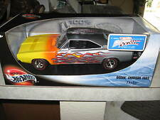 1 18 HOT WHEELS 1969 DODGE CHARGER 1ST ANNUAL COLLECTOR'S NATIONALS FLAMES