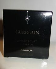 Guerlain Eye shadow Ombre Eclat 1 Couleur 1 Shade L'Instant Cuir 143 NEW
