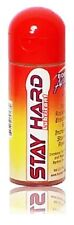 STAY HARD 2oz - Male Erection Stamina Enhancer Personal Lubricant Lube