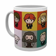 Official Cute Harry Potter Chibi Characters Coffee Mug - Boxed Stocking Filler