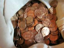 1969-S  BU Original Roll of Lincoln  Cents from Original  BAG