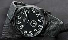 LACO JU 52 Automatic Pilot Watch Flieger New model - Made in Germany - NIB