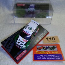 Lot. 110. IXO Skoda Fabia S20000 WRC Rally Car 2009. Car No. 1. NEW with Case.