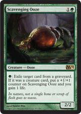 Scavenging Ooze x4 Magic the Gathering 4x Magic 2014 mtg rare card lot