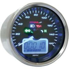 Koso North America - BB641B34 - D64 Speedometer` 2210-0225 27-5736