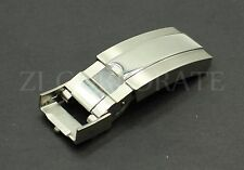 20 mm Deployment buckle clasp replacement For Daytona Sub rubber black strap