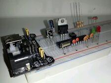 Kit Arduino Atmega328p-pu + LM7805 + Alimentatore Stabilizzato 5V - 3.3V
