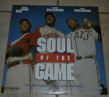 SOUL OF THE GAME Laserdisc SEALED Video Laser Disc