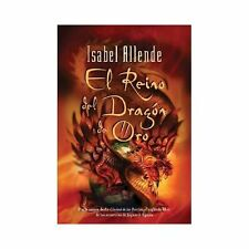 El Reino del Dragon de Oro Spanish Edition