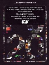 PEARL JAM TWENTY 3 DISC DELUXE FEATURES RARE UNINTERRUPTED LIVE PERFORMANCES