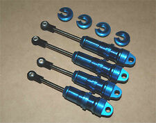 Performance Big Bore Shock 4 Team Durango 1/10 Short Course W/4mm shaft -Blu