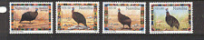 Namibia 1997 BIRDS/Christmas 4v set ref:n16676