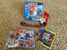 Lego 3427 NBA Basketball Sports Slam Dunk Minifigure Manual 100% Set w/ Box