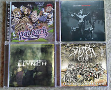 HARDCORE / METAL 4x CD Sammlung # Payback Heaven Shall Burn Neaera Madball