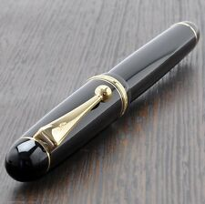[Double Broad nib] Pilot NAMIKI Custom74 Fountain Pen Black #5 14K BB New Japan
