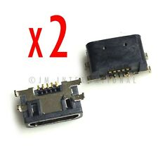 2 X Nokia Lumia 900 Charger Charging Port Dock Connector USB Port Repair Part