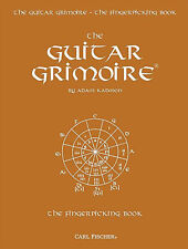 GUITAR GRIMOIRE FINGERPICKING BOOK - GUITAR METHOD BOOK