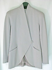 MICHAEL KORS unworn vintage wool jacket collector's piece circa 1990 sz 6 SAKS