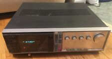 Vintage Luxman RX-101 Digital Synthesized AM/FM stereo receiver